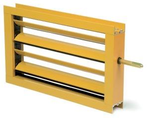 Алюминиевые клапаны  - удачное решение для замены воздушных заслонок и дроссель клапанов из металла.