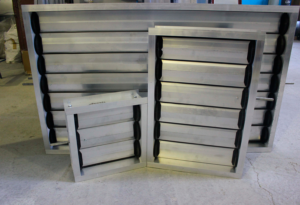 Воздушные клапаны для вентиляции: конструкция и предназначение