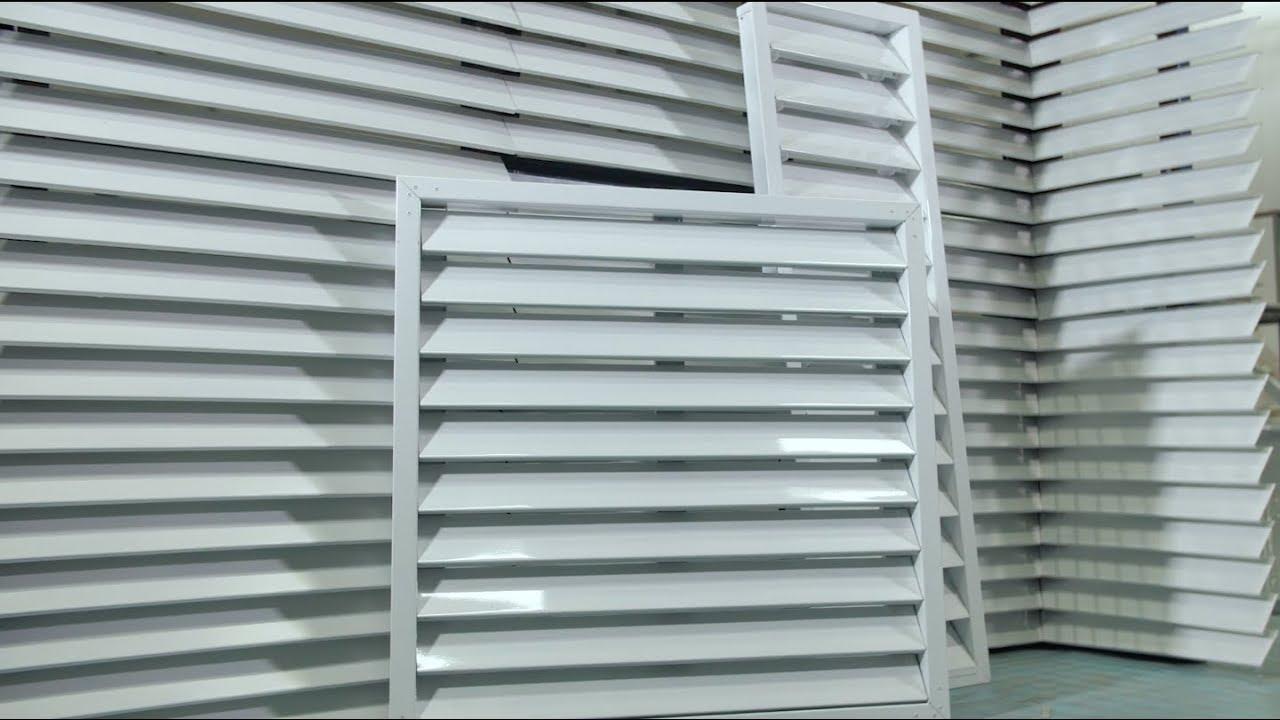 Великолепная защита с вентиляционными решетками АРН
